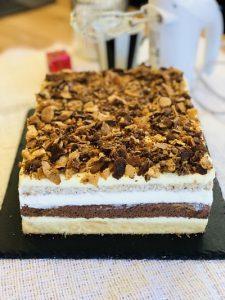 Prăjitura Prințesa Diana