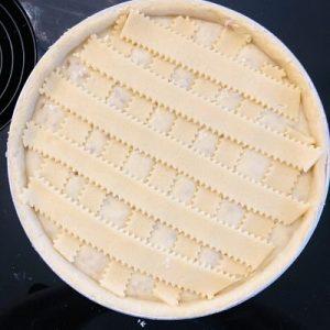 Ornarea tartei