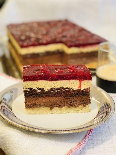 Prăjitura Rubin