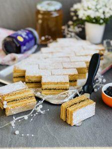 Prăjitură cu miere, foi cu miere, Dulcineea, Albinița