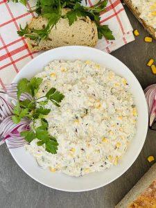 Salată de ton cu porumb
