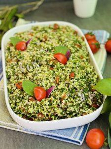 Salată tabbouleh