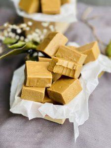 Ciocolată de casă cu caramel