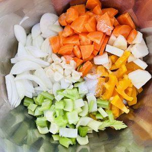 Punem toate legumele