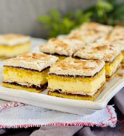 Prăjitura Doamna Walewska - Pani Walewska